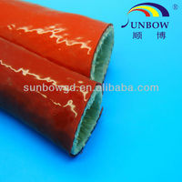 Fire Resistant Thermal Endurance Fiberglass Sleeving