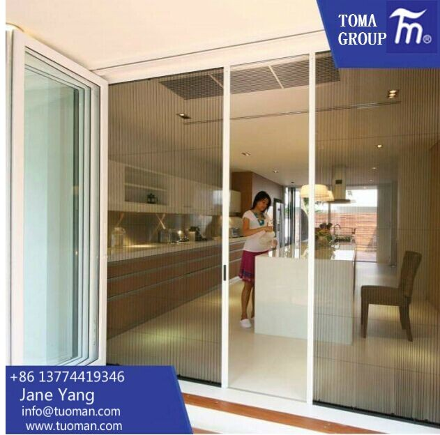 TOMA-fashionable retractable mosquito screen