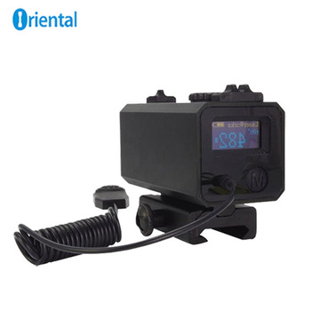 Weapon mountable Laser Rangefinder 5-700m Free Shipping,OLED Display Alibaba China Supplier,Aluminum Laser Rangefinder