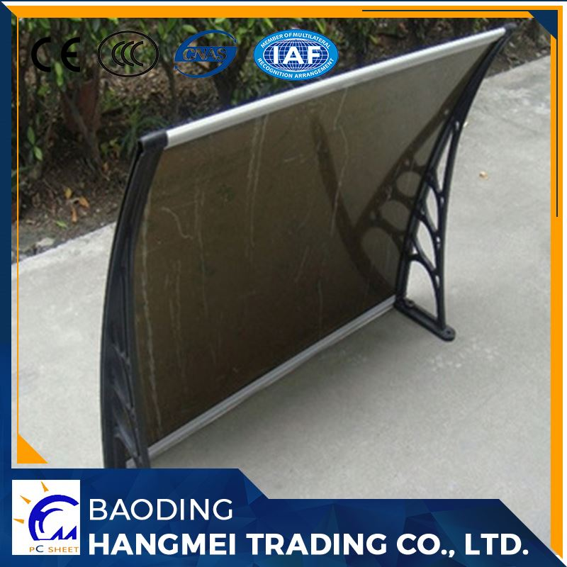 High quality transparent car shelter awning and canopy