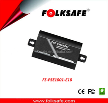 FS-PSE1001-E10 10/100M PoE Extender 15.4W IEEE 802.3af ,Ethernet signals to 100m POE Extender wholesales