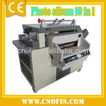 10 in 1 album making machine/10 in 1 album machine