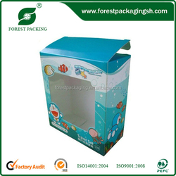 SEE THROUGH PVC WINDOW GIFT BOX EXPORT SUPPLIER