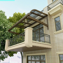 aluminum awning sheet awning canopy for balcony