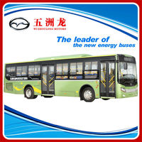 30 seater hybrid fuel city bus dimension 11.5M