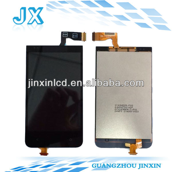 lcd with touch screen complete screen for htc desire 300 lcd