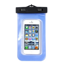 Best selling phone accessories universal cell phone case clear silicone waterproof case for iphone 6 7 8plus X for samaung s8