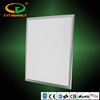 IP44 Home Ceiling Lighting New Choice 50000 Hours' Lifespan Silver Frame 3240LM Ceiling Lighting Square LED Panel 600x600 36W
