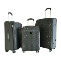 China Luggage Factory Supply 3 Piece