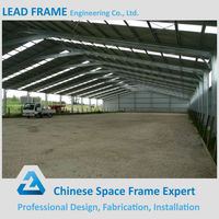 Galvanized Light Weight Steel Prefabricated Sheds