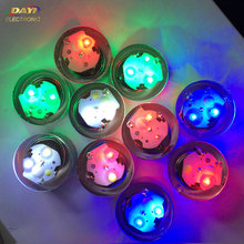 Washable light up toys top 2015, flashing light for ball
