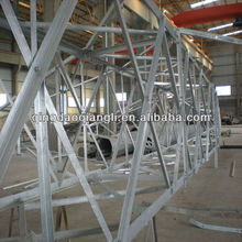 Angle steel electric power tower transmission line equipment
