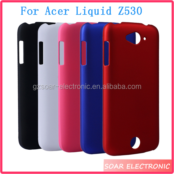 Wholesale Price Hard PC Case Back Cover For Acer Liquid Z530