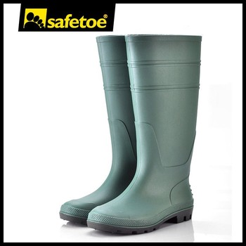Winter pvc boots W-6036G