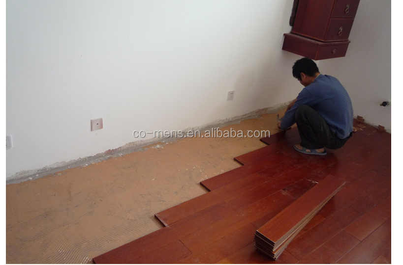 China Made One Component High Adhesion Non-sag Full Surface Glue Flooring Installation Adhesive