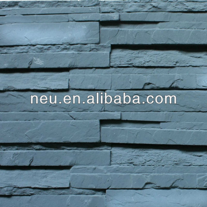 Plastic wall,PU wall,Recycled plastic wall,3D wall panels,ledge atone panle,Plastic stone