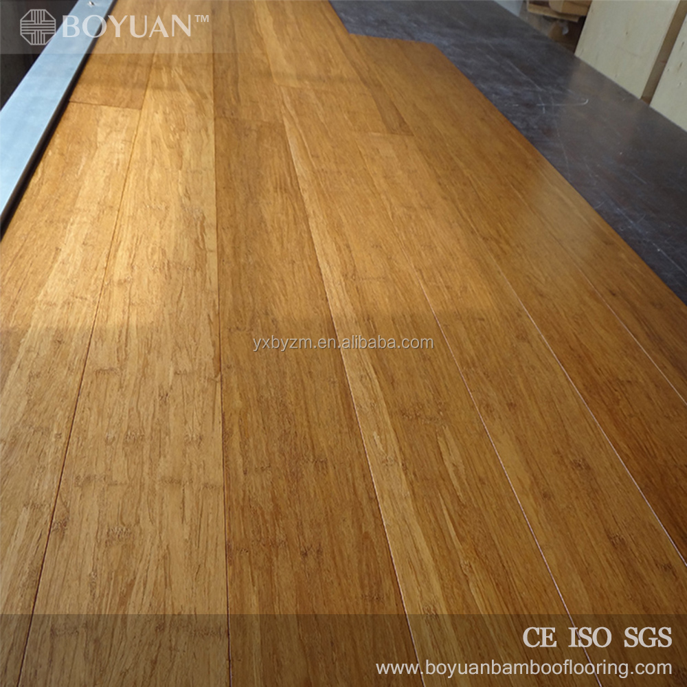 BY Quality Craft canada import products bamboo flooring carbonized