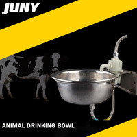 Automatic goose livestock drinking water bowl