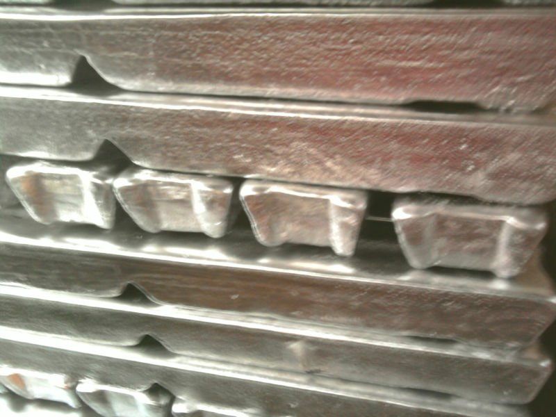 Aluminum Alloy Ingot for automobile, car