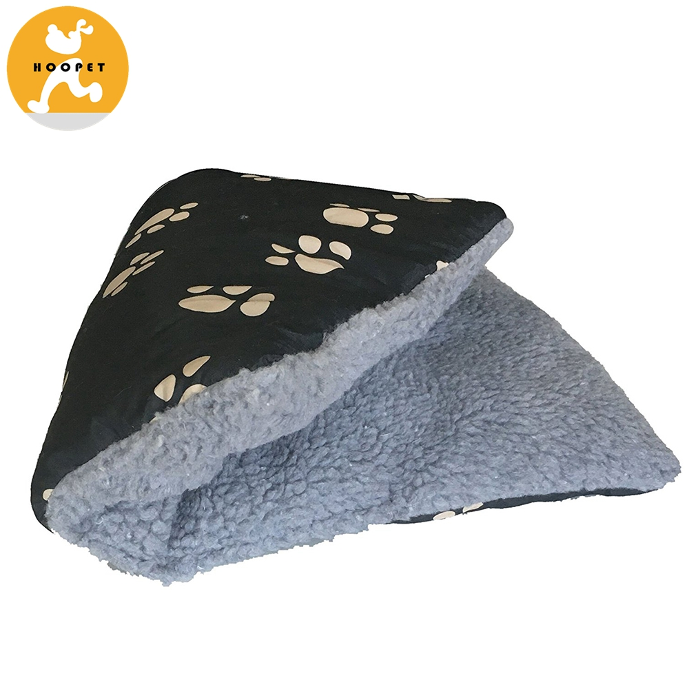 Soft Coral Fleece Padded Pet Bolster Bed Dog Bedding Set Custom Indoor Dog Houses