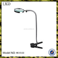 MG15122 75mm Flexible Multifunctional Glass Material with bracket magnifying glass