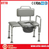 Transfer Commode Chair Comfortable Shower Chair
