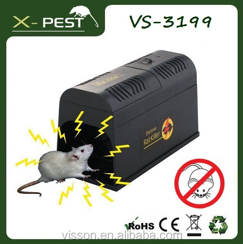 X-pest VS-3199 Widely Applies in Dining-room, Cook-room, Bedroom, Office, Hotel Electronic Mouse Rat Rodent Killer