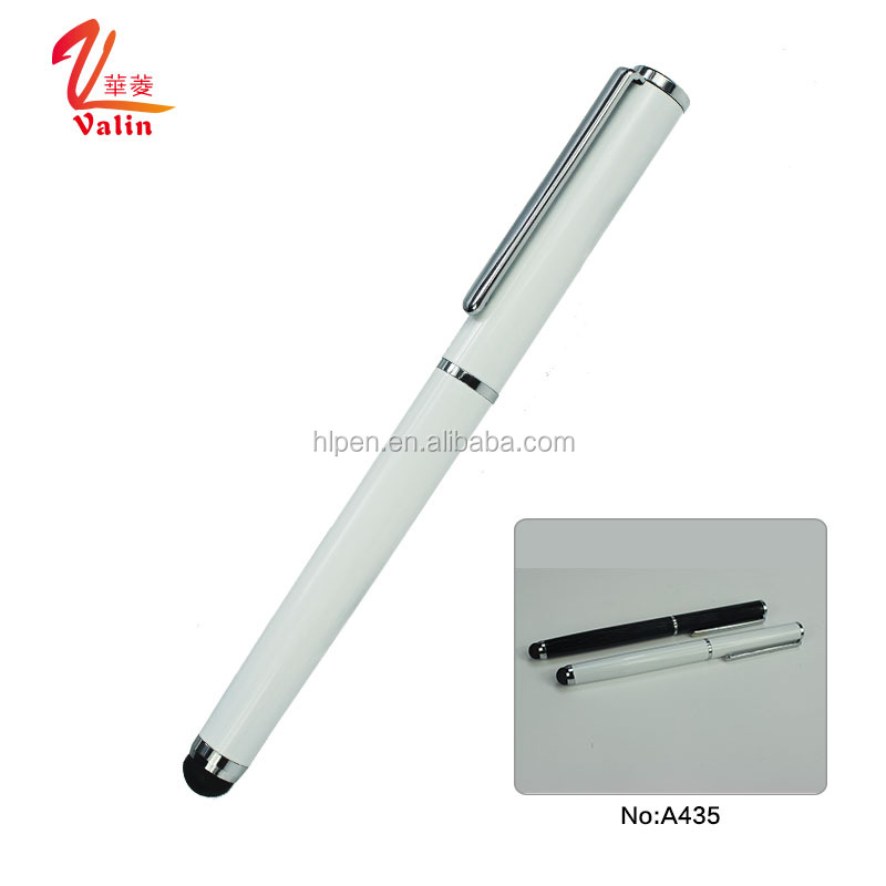 School Stationery Set Color White and Black Roller Pen for Presents