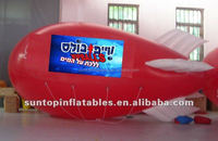 inflatable promotional blimp,zeppelin advertising product