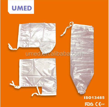 medical instrument plastic cover