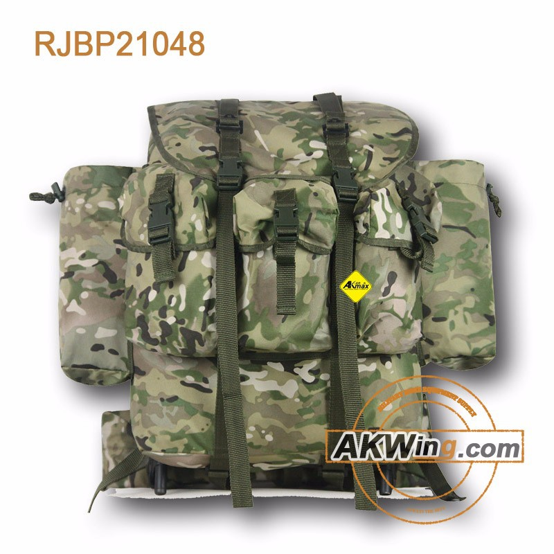 Government Issue ALICE Pack Military Equipment With High Density Fabric