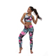 Worth Buying Best Selling High Elastic Sexy Pure Color Fitness Yoga Wear Set