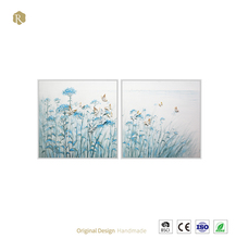 Fabric 3d Wall Art Hanging Decorative Paintings