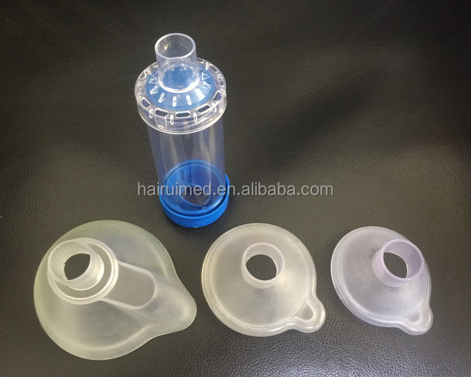 HOLDING CHAMBER MEDICAL DOSE INHALER