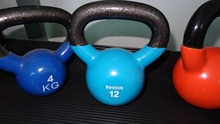 Multifunctional chrome kettlebell Hot Sale
