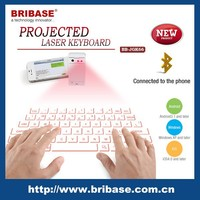 customize Bluetooth laser virtual keyboard USB Red mobile laser keyboards