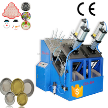 hot sale !automatic used paper plate making machine