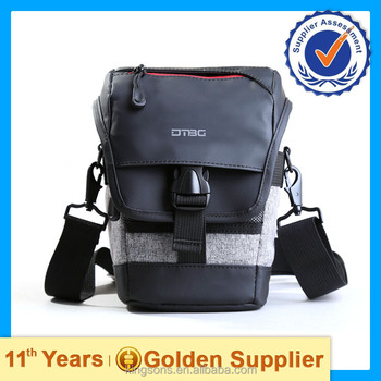 Universal digital waterproof camera shoulder bag