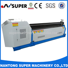 W11 3 Rolls Small Sheet Roller Bending Machine