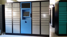 intelligent post parcel mailbox delivery locker, multi-purpose electronic parcel locker