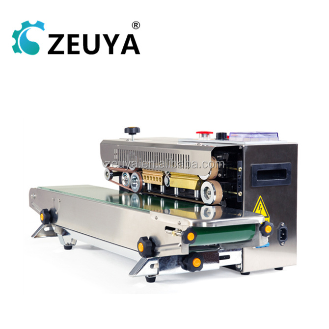 New Arrival Automatic heat seal machine with side cutter With CE FR-770