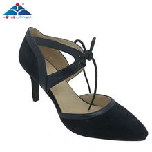 beautiful new style blue fashion middle-heel lady shoes
