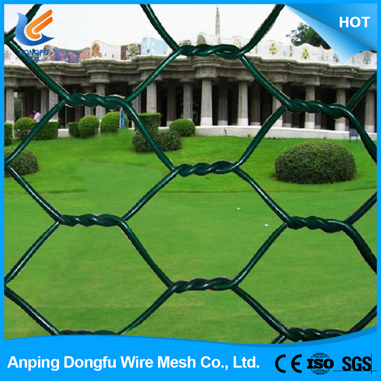 wholesale high qualitystainless steel wire chain link fence