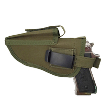 Right Left Interchangeable universal tactical pistol holster