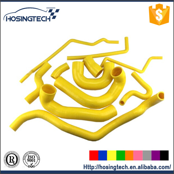 high performance auto racing part universal saab 9-5 silicone hose kit for car
