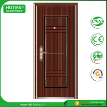 China Suppliers Main Gate Colors Entrance Door/iron Door/ Steel Door Galvanized Steel Door Frame