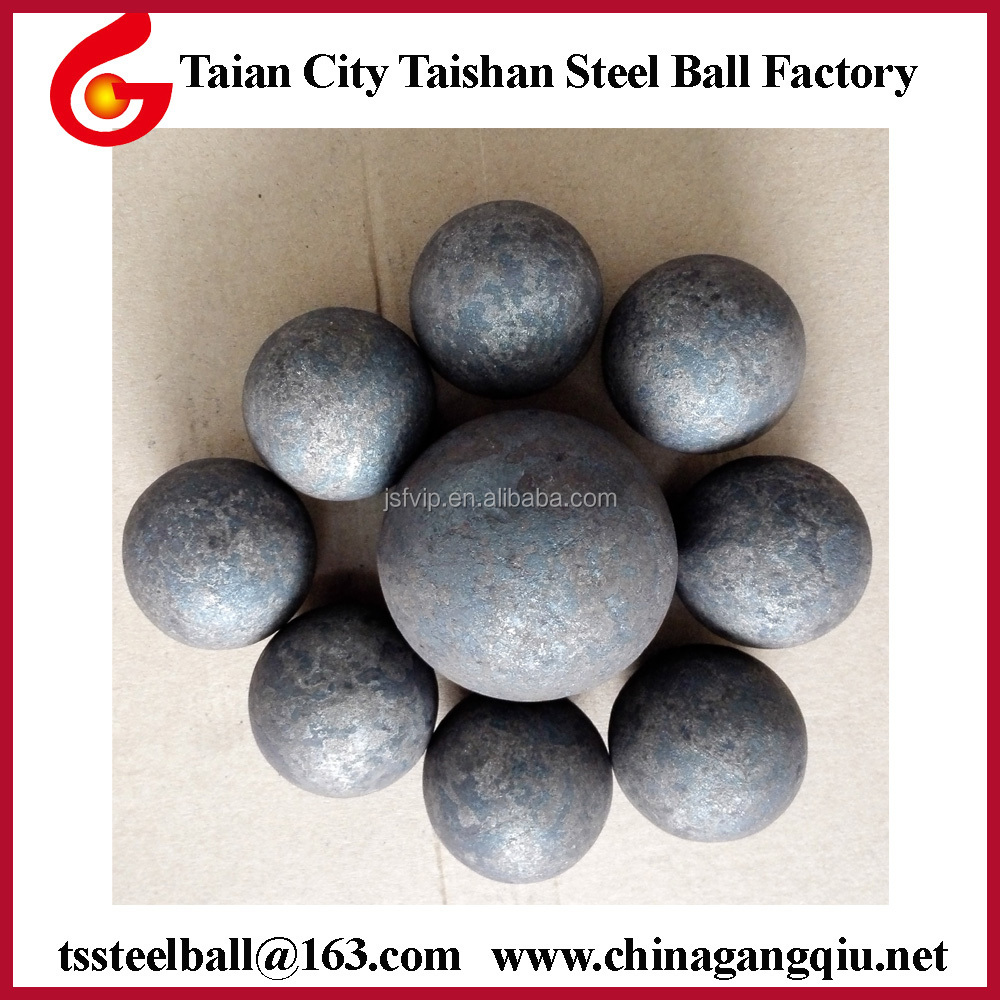Reliable Quality Low Price Forged Iron Ball For Ball Mill