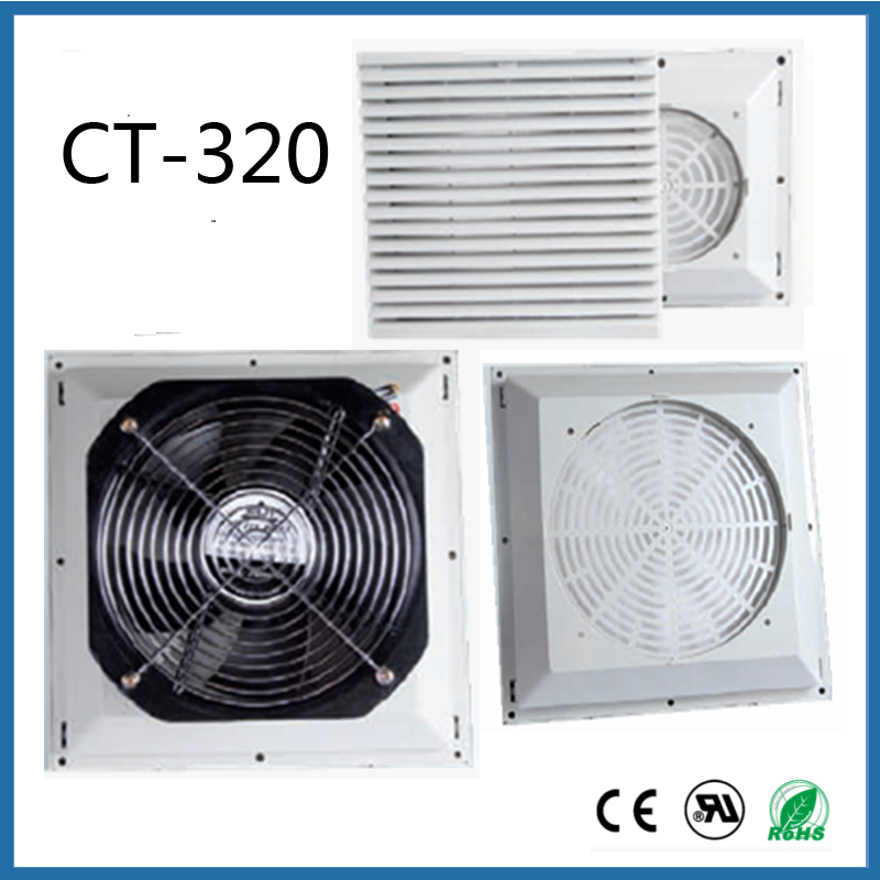 CT-320 Ac axial filter air filter fan