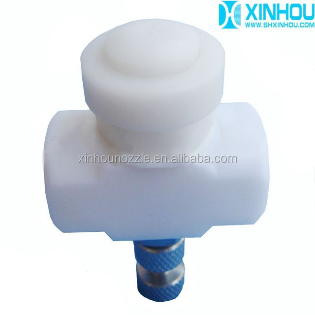 2015 Hot sale plastic air atomizing spray nozzles