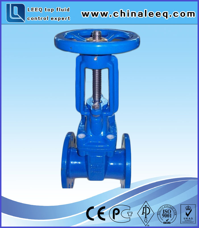 API flanged cast steel handwheel gate valve